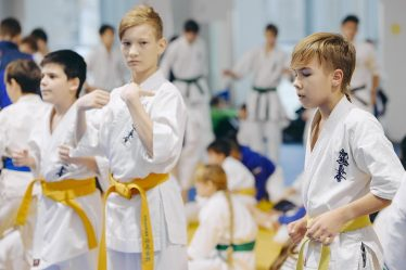 avantages taekwondo enfant